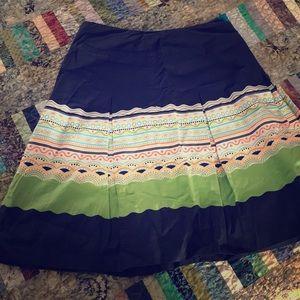 Talbot's Petite Skirt - mid-length